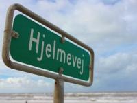 Wegnamen in Henne Strand