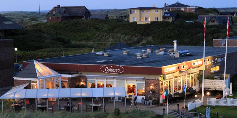 Colosseo Restaurant Henne Strand